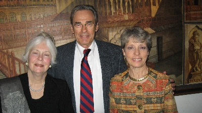 Chandley McDonald, Gene Nojek, Kathy Brion